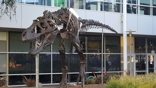 Day 2 dinosaur